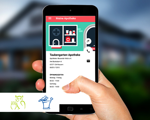 service apotheke vor ort app